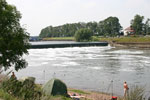 A typically busy Cromwell Weir
