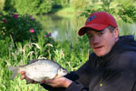 1lb 8oz Silver Bream